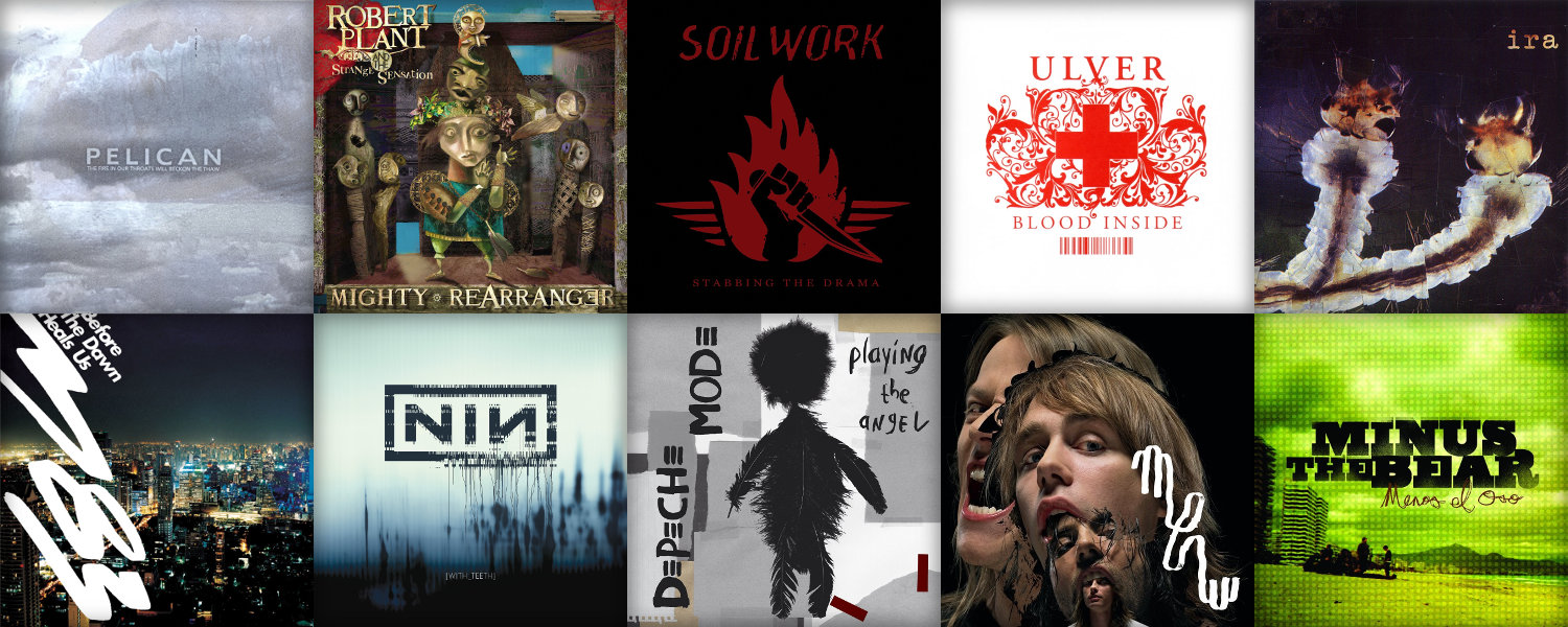 Top Albums of 2005