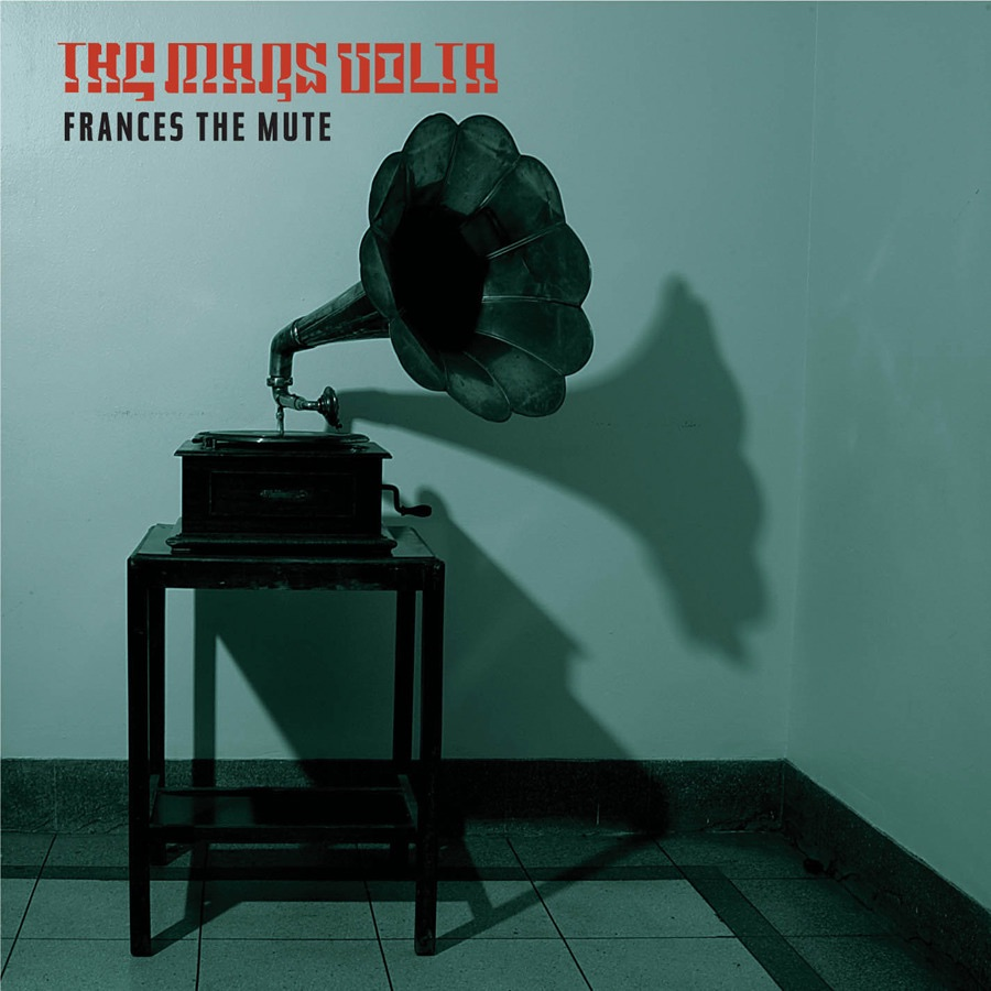 The Mars Volta - Frances the Mute single