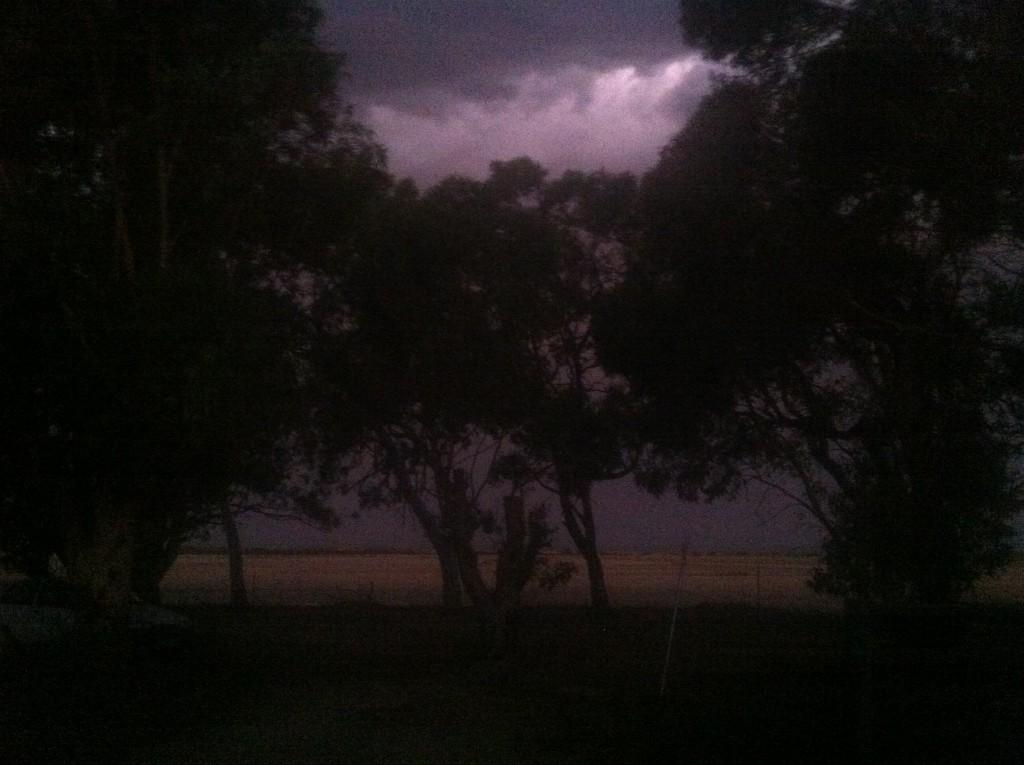 Eneabba dark skies