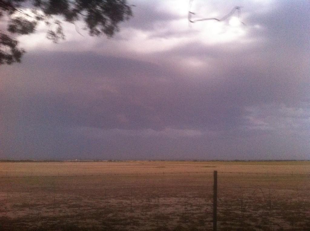 Eneabba storm